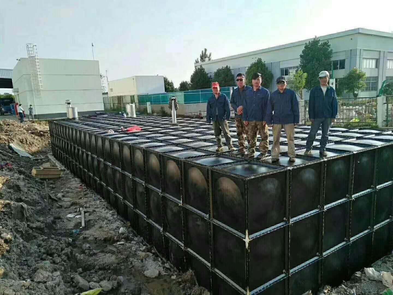 广东江门 圆形水箱,消防水箱,不锈钢水箱,方形水箱,组合式不锈钢水箱