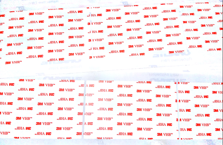 3M9888T双面胶带 胶带模切