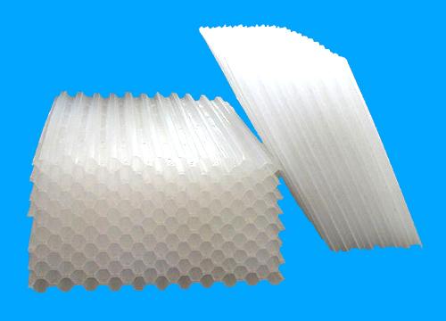 巩义蜂窝斜管 巩义明阳生产一级全新聚丙烯蜂窝斜管填料