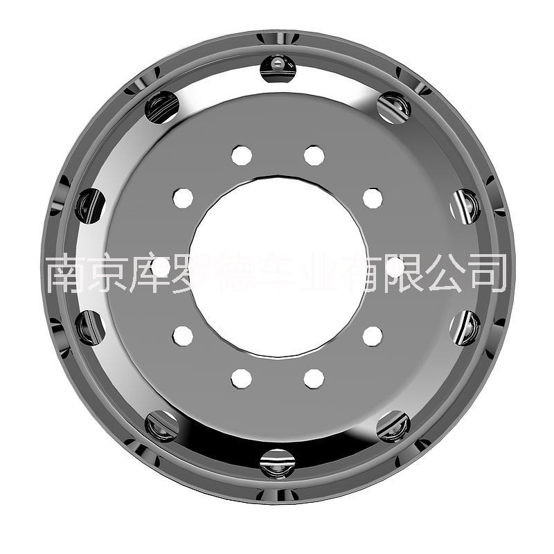 卡车锻造轻量化铝合金轮毂 东城卡车锻造轻量化铝合金轮毂39