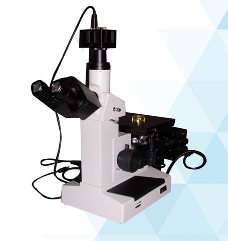 重庆里博仪器全国供应 FB-4XC倒置金相显微镜 物镜距样品距离长,镜头转换方便,显微镜最大放大倍数可达1000倍