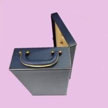 厂家直销手提红酒包装盒双支葡萄酒红酒礼品盒PU皮红酒盒可定制葡萄酒礼品盒批发