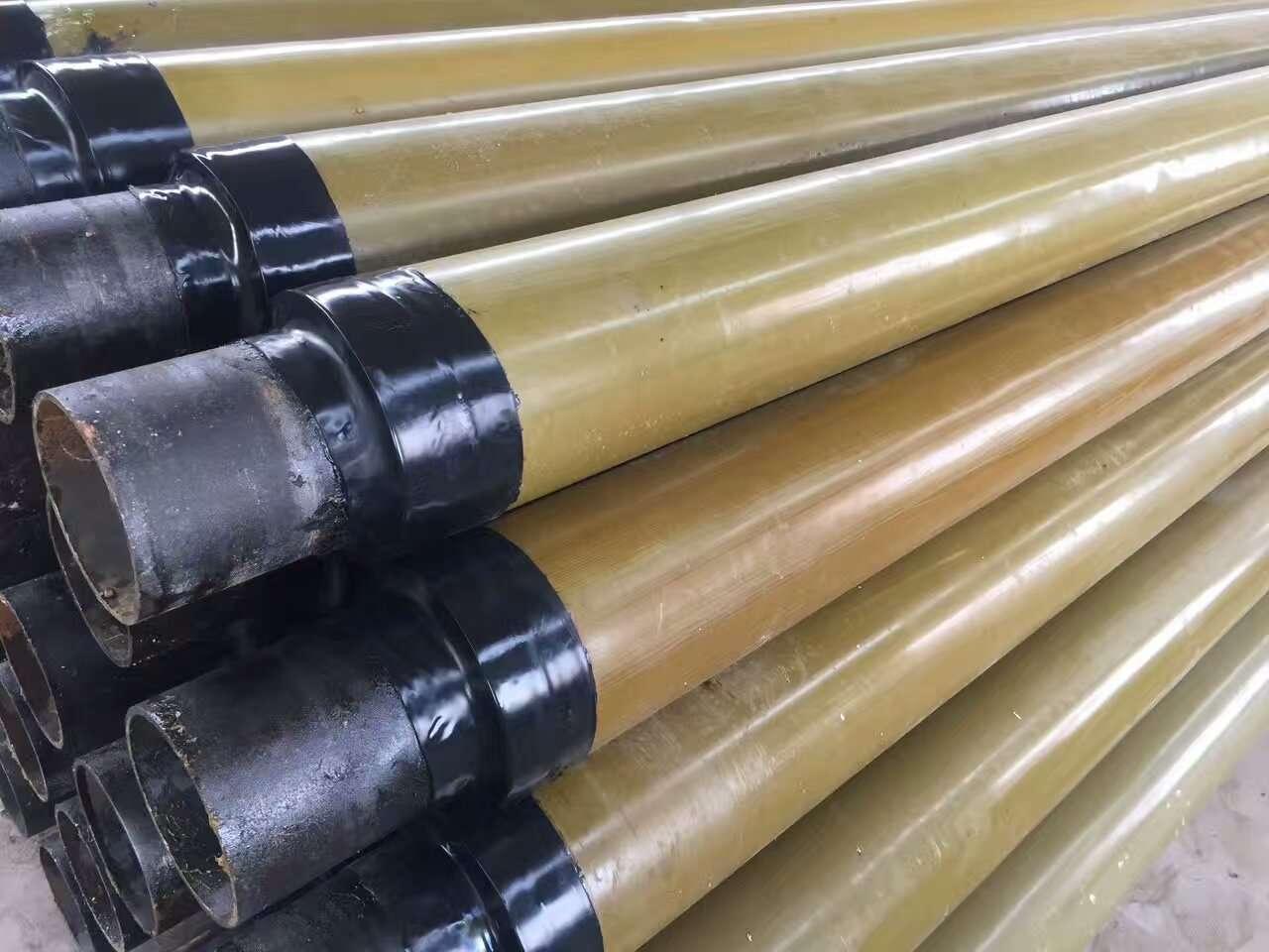 聚氨酯保温钢管生产厂家电话|河北聚氨酯保温管厂家直销|预制直埋保温钢管