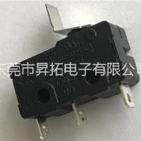 SUNTO微动开关 5A大电流 异形摆杆 东莞厂家直销 SUNTO微动开关ST-5L16