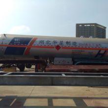 液化气运输车结构特点有哪些