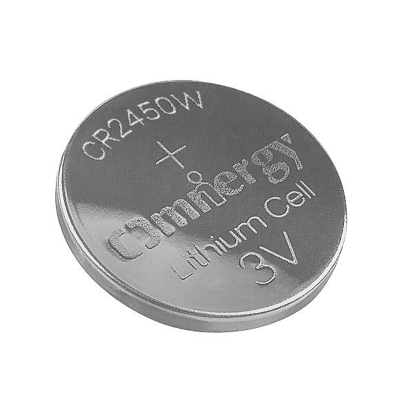 超高功率锂锰纽扣电池 适用于高速公路卡、电子标签等产品 CR2450W