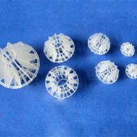 濮阳空心球 风阻小 叶片多 气速高 废气处理效果好多面空心球填料