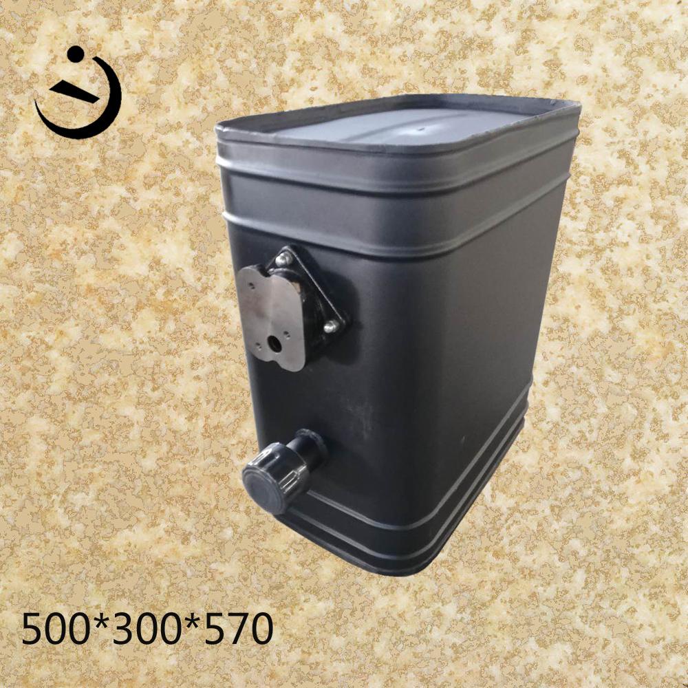 厂家直销500mm*300mm*570mm燃油箱  厂家定制生产铁质铝合金燃油箱水箱