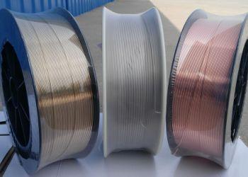 铝青铜喷涂丝丝材料图片