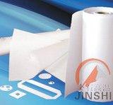 湿法工艺成型硅酸铝纤维纸隔热材料可定做