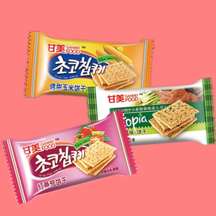 供应巧克力饼干袋 杂粮饼干膜袋 花生饼干膜 饼干膜袋