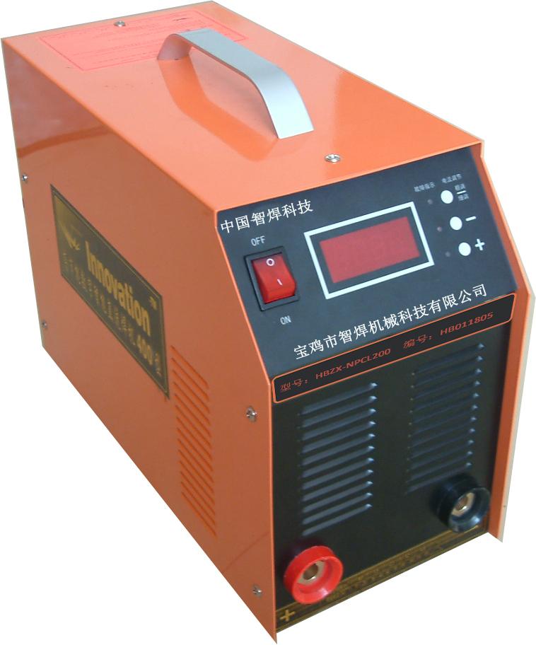 数字智能电焊机- 数字智能NPCL200民用焊机