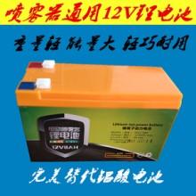 威派12v8农用电动喷雾器锂电池8A/10A/12A/20A/氙气灯童车蓄电池图片