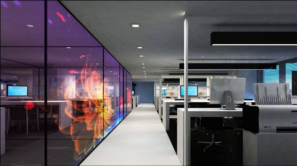 供应  LED格栅屏 LED定制屏 专业值得信赖 LED透明屏 LED幕墙玻璃屏