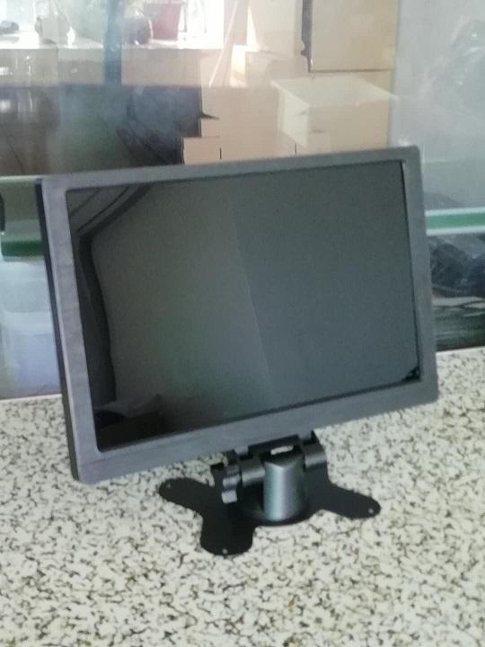 10.1寸ps4显示器便携式十点电容屏工业显示屏树莓派HDMI游戏1080P