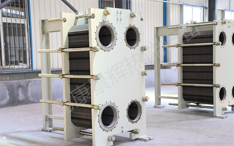 板式换热器厂家讲解板式换热器流阻构成
