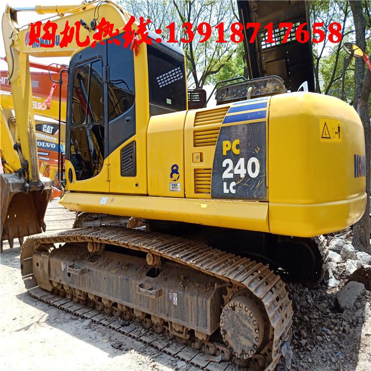 供应小松240挖掘机,小松挖掘机价格