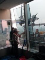 广州承接幕墙玻璃安装幕墙玻璃更换大厦玻璃维修