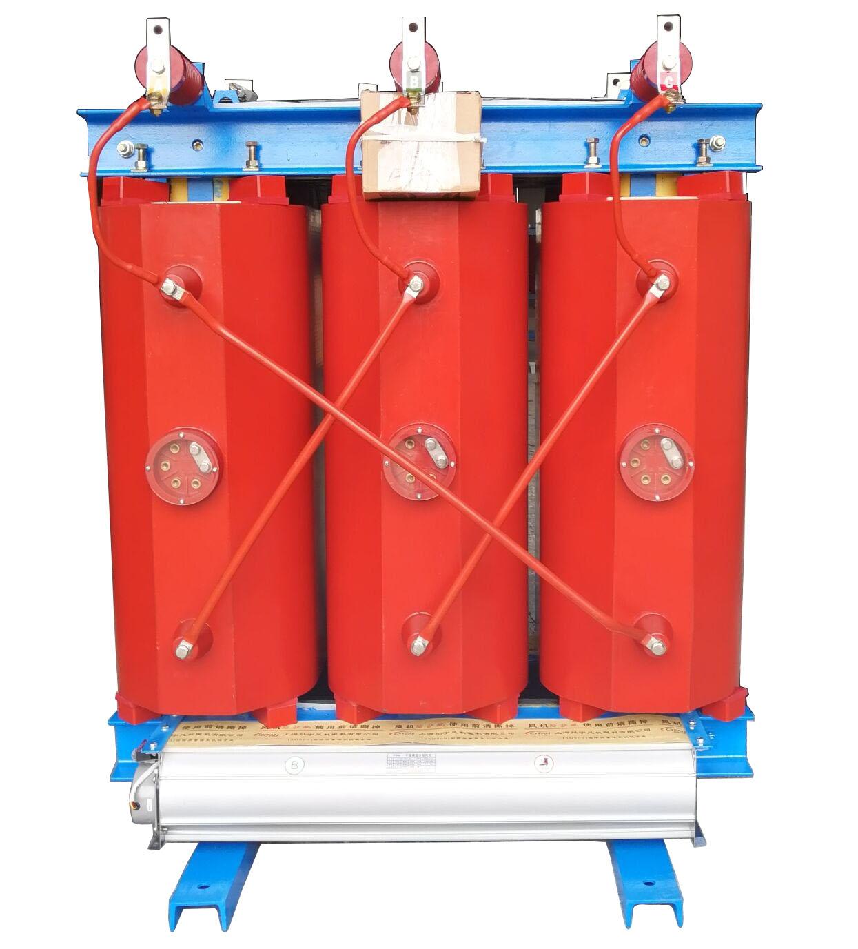 专业生产SC11-200/10-0.4全铜干式所用变压器