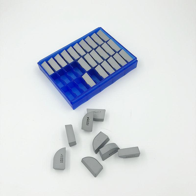 硬质合金 铣削刀片焊接刀片、高品质焊接刀片、原生料焊接刀片、硬质合金焊接刀片、铣削刀片定制、硬质合金铣削刀片
