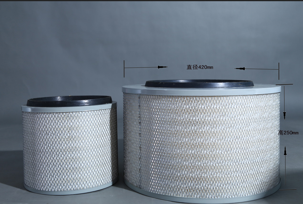空气滤清器 滤清器 空气滤清器(KW4225