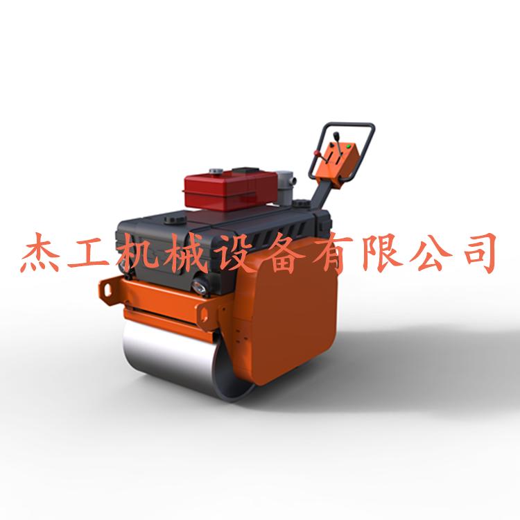 狭窄地带专用压路机 全液压座驾式压路机