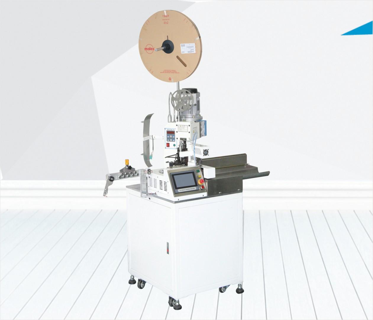 广州全自动单头端子机|广州全自动单头端子机生产厂家|广州全自动单头端子机报价