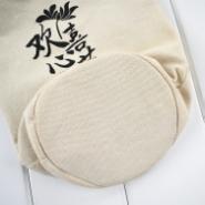 大米帆布束口袋图片