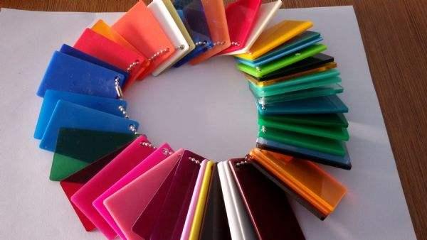 亚克力色板厂家定制PMMA有机玻璃颜色片材亚克力颜色板