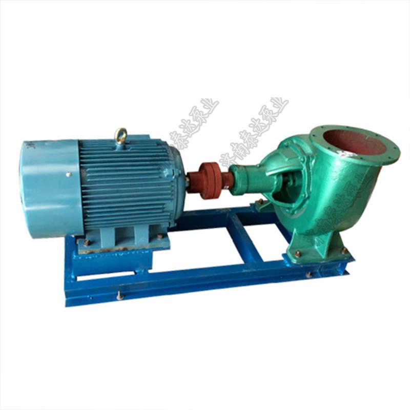 山东650HW-10S蜗壳式卧式混流泵厂家批发价格