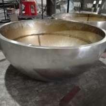 不锈钢异形花盆 表面拉丝碗形不锈钢花盆批发