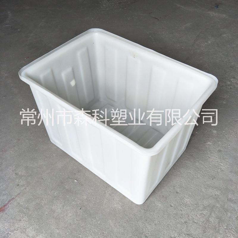 200L塑料方箱 牛筋塑料箱