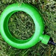 草坪洒水器花园灌溉浇灌器 屋顶降图片