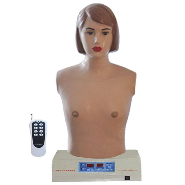Z990 数字遥控式电脑胸部心肺听诊模拟人