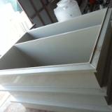 pp电解槽水池工业酸洗槽耐酸碱制药槽塑料电解水箱加厚水箱加工