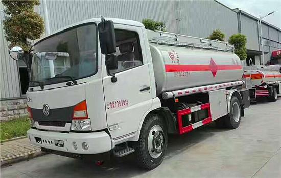厂家直销东风多利卡5-8吨流动加油车油罐车 欢迎电议 加油车  流动加油车 5吨加油车