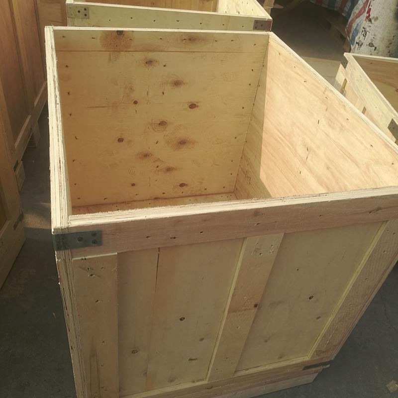 四川成都包装箱厂家 木箱 设备配件箱定制 出口免熏蒸木箱 胶合板箱子