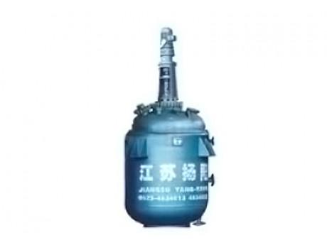 搪玻璃闭式反应罐 搪玻璃闭式反应釜 闭式搪瓷反应釜 闭式反应罐