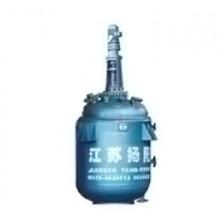 搪玻璃闭式反应罐 搪玻璃闭式反应釜 闭式搪瓷反应釜 闭式反应罐图片