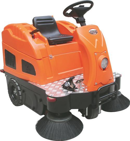 重庆扫地机中型电动清扫车