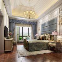 新房装修设计方案-法式风格-新房装修效果图
