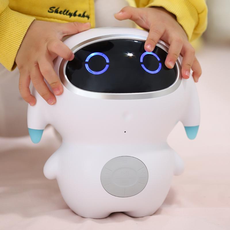 巴巴腾A1智能早教机器人 中英互译 儿童益智玩具 学习机故事机 亲子陪护 小学同步教材