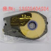 丽标佳能线号机贴纸TM-1112W不干胶标签纸