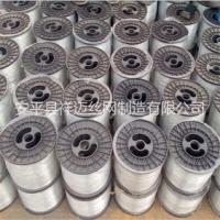 厂家供应24号镀锌铁丝 0.55mm轴装铁丝 25号0.5mm柔软黑铁丝