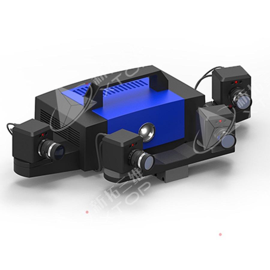 新拓三维 三维光学面扫描系统  非接触式测量系高精度三维扫描仪