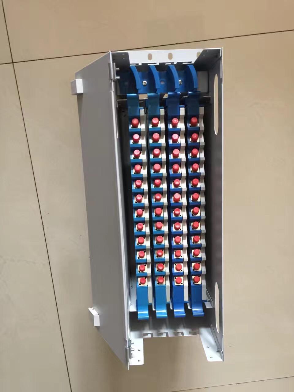 生产订做各种规格光纤配线架 光纤配线架工厂直供 单模光纤配线架