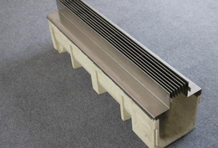 树脂线性排水沟 广东树脂线性排水沟 为什么要选择线性排水沟?