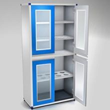 实验室专用铝木-器皿柜