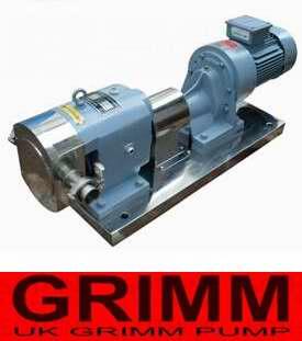 进口凸轮转子泵(欧美进口十大品牌