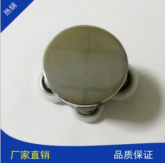 不锈钢轴承上下滑轮图片/不锈钢轴承上下滑轮样板图 (3)